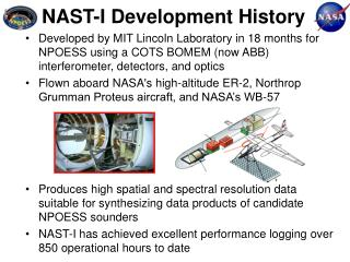 NAST-I Development History