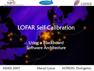 LOFAR Self-Calibration