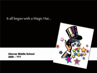 It all began with a Magic Hat…
