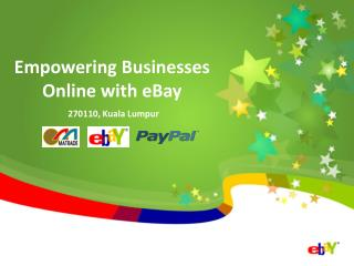 Empowering Businesses Online with eBay