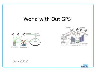 World with Out GPS