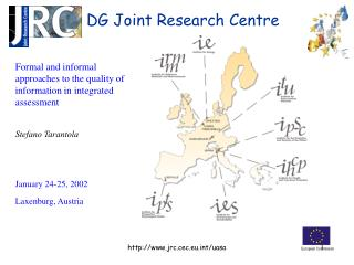 DG Joint Research Centre