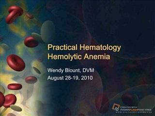 Practical Hematology