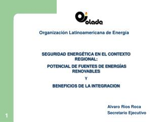 Organización Latinoamericana de Energía