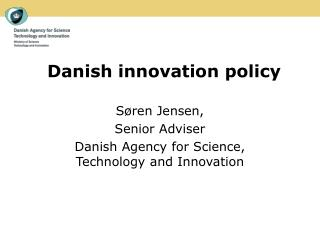 Danish innovation policy