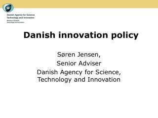 Danish innovation policy