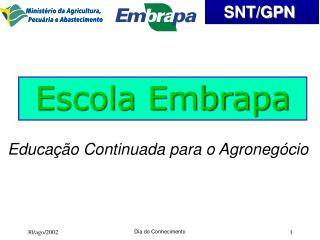 Escola Embrapa