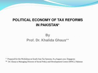 Pakistan Exports, Imports & Trade