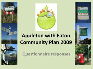 Appleton with Eaton Community Plan 2009