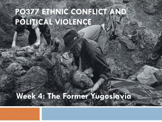 ethnic conflict and political violence In the last decade, for instance, ethnic violence erupted in seven of the country's  eight provinces, claiming several hundreds of lives and displacing thousands of.