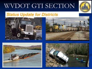 WVDOT GTI SECTION