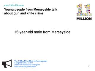 15-year-old male from Merseyside