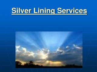 Silver Lining Services