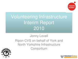 Volunteering Infrastructure Interim Report  2010