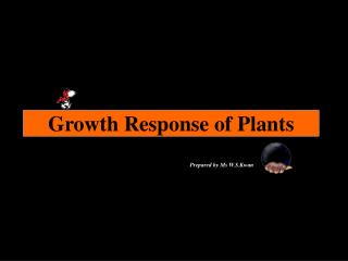 Growth Response of Plants