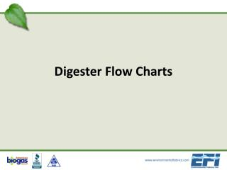 Digester Flow Charts
