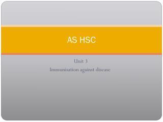 AS HSC