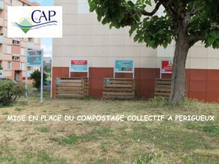 Mise en place du compostage collectif à Périgueux