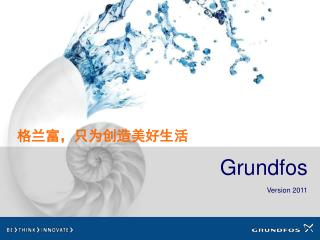Grundfos Version 2011