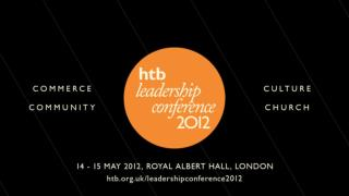 HTB Leadership Conference 2012