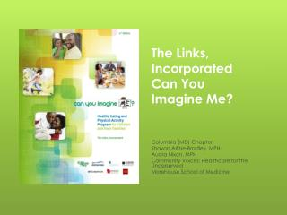 The Links, Incorporated Can You Imagine Me?
