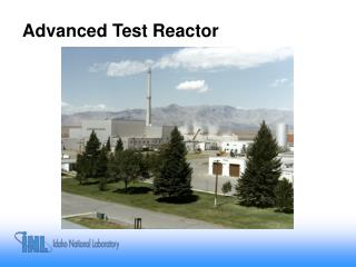 Advanced Test Reactor