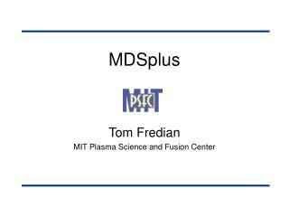 MDSplus