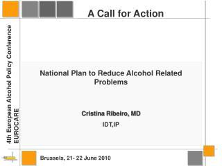 Cristina Ribeiro, MD IDT,IP