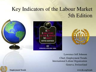 Key Indicators of the Labour Market  5th Edition