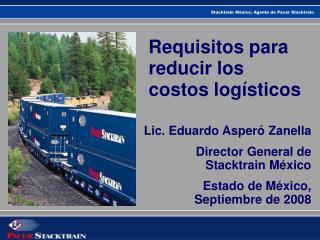 Requisitos para reducir los costos logísticos