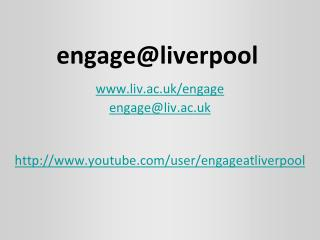 engage@liverpool