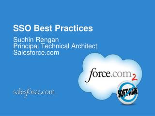 SSO Best Practices