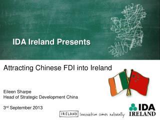 IDA Ireland Presents