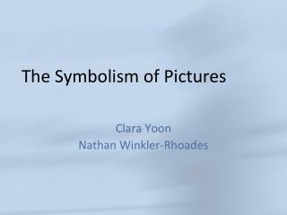 The Symbolism of Pictures