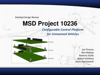 MSD Project 10236