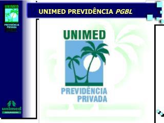 UNIMED PREVID NCIA PGBL
