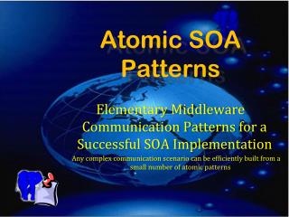 Atomic SOA Patterns