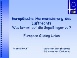 European Gliding Union