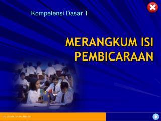 Kompetensi Dasar 1