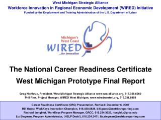West Michigan Strategic Alliance