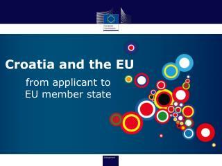 Croatia and the EU