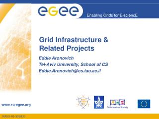 Grid Infrastructure &  Related Projects