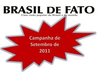 Campanha de Setembro de 2011