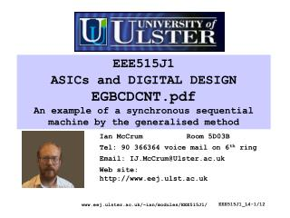 EEE515J1 ASICs and DIGITAL DESIGN EGBCDCNT.pdf