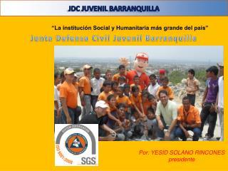 JDC  JUVENIL BARRANQUILLA
