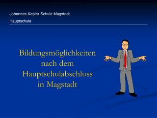 Johannes-Kepler-Schule Magstadt Hauptschule