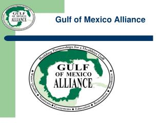 Gulf of Mexico Alliance