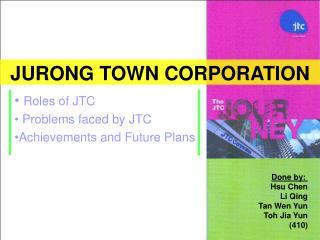 JURONG TOWN CORPORATION
