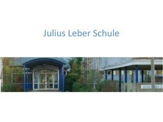 Julius Leber Schule