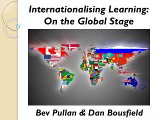 Internationalising Learning: On the Global Stage